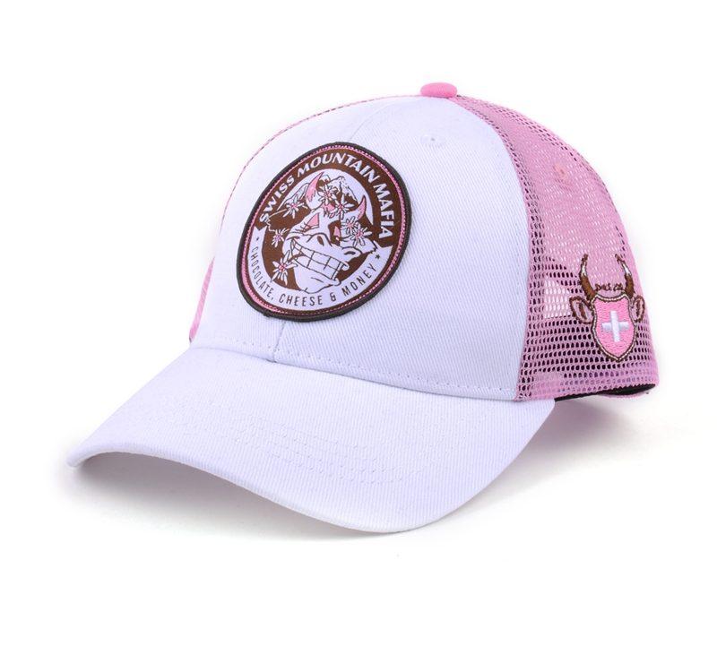 7abef916f89 Summer Outdoor Sports Running Hat Sun Cap Pink Trucker Mesh Cap For Baby  Girls