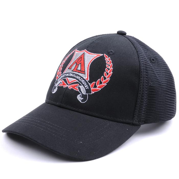 d13cd4da custom embroidery black summer sport flexfit mesh baseball fitted trucker  cap