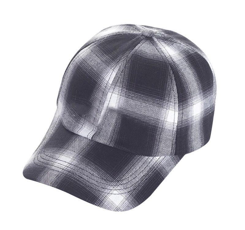 d9c0edcaaf4 wholesale promotional unisex custom plain cotton striped strapback baseball  cap without logo