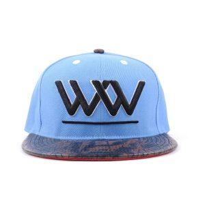 d4ba5559f24 Custom Snapback Caps with 3D Embroidery Logo, Sports Snapback Caps ...
